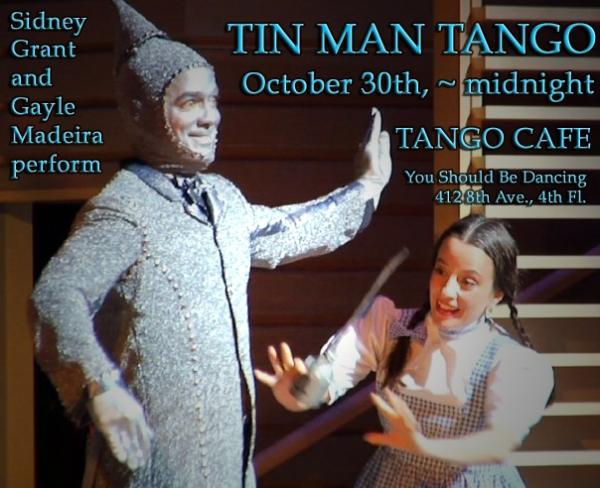 Tin Man Tango